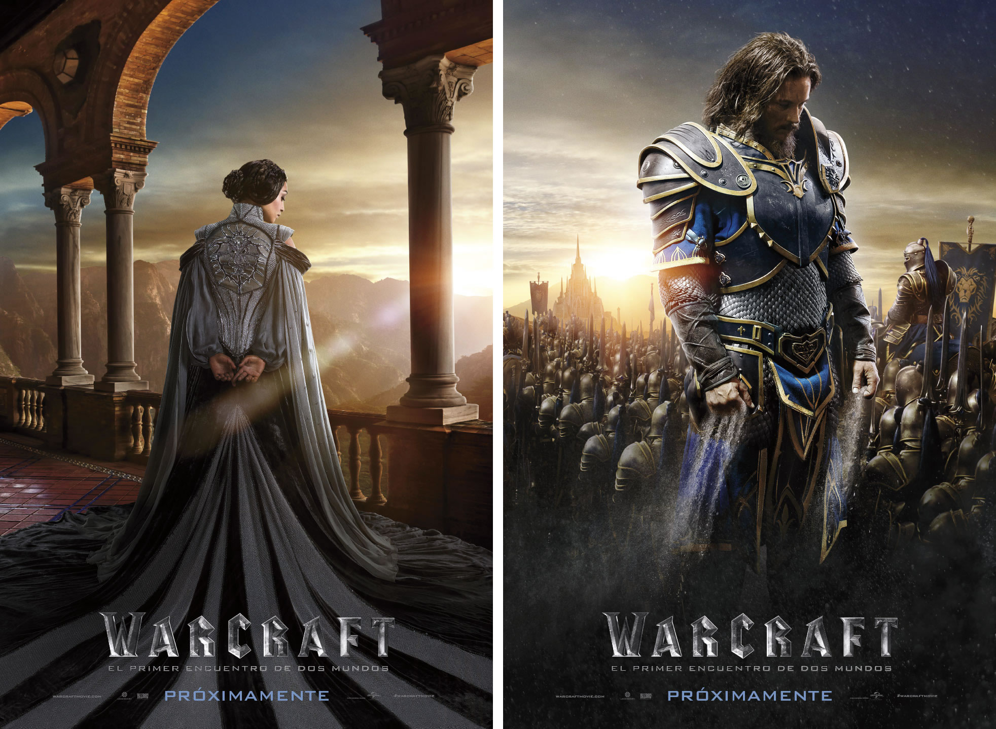 Warcraft Movie Lady Taria Lothar