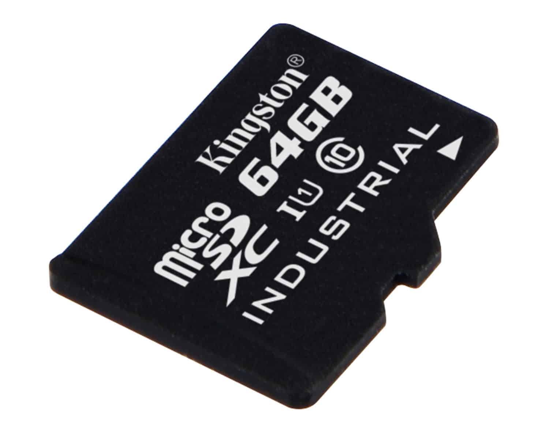 microSD UHS-I para temperaturas industriales.