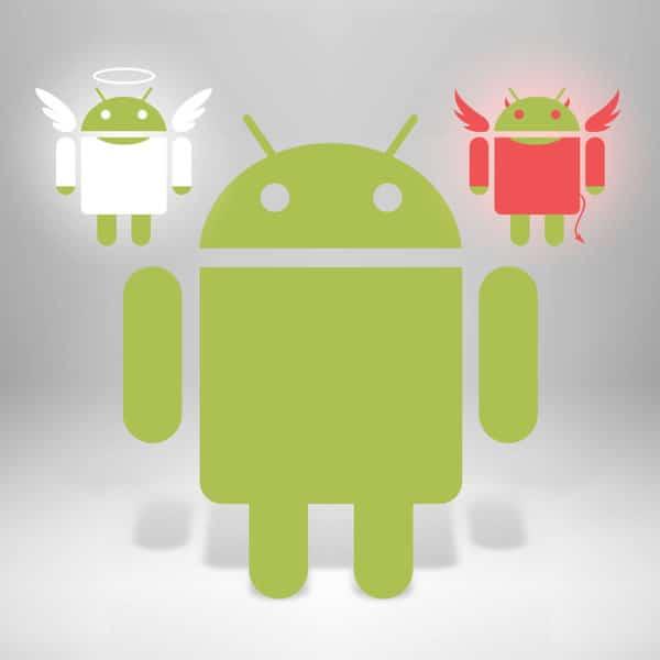 Android bueno y malo