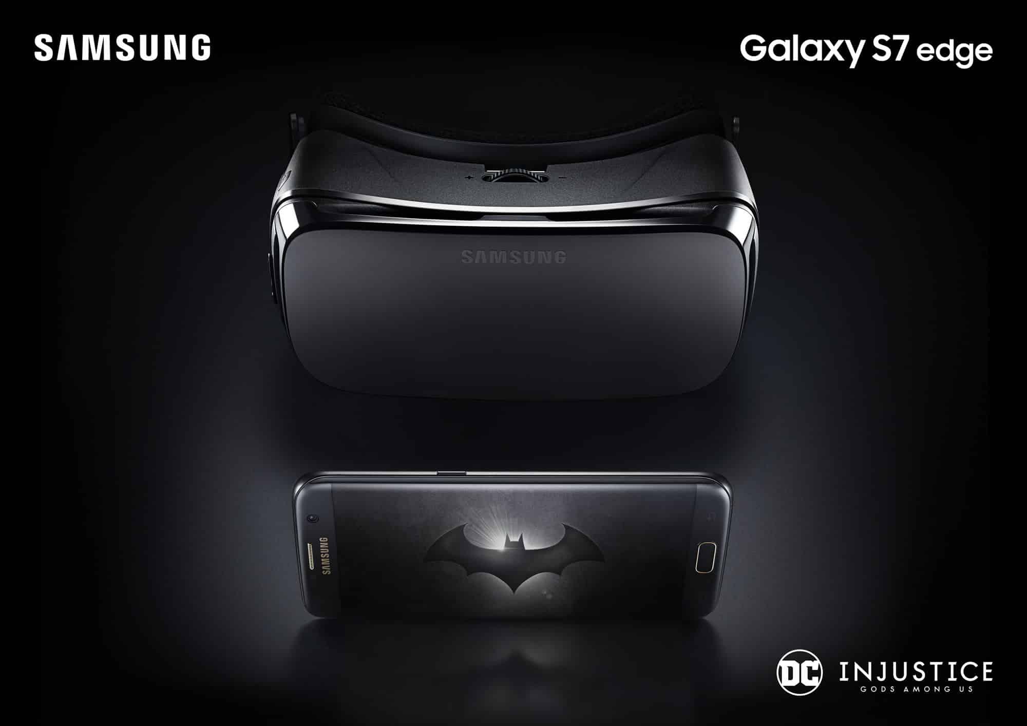 En algunos mercados esta versión del S7 edge incluirá un Gear VR.