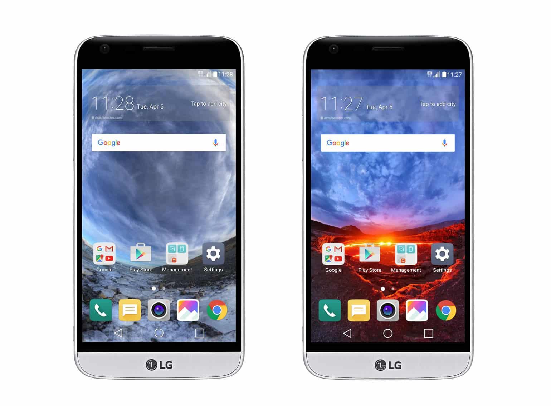 '360 Wallpaper', los fondos de pantallas interactivos del LG G5.