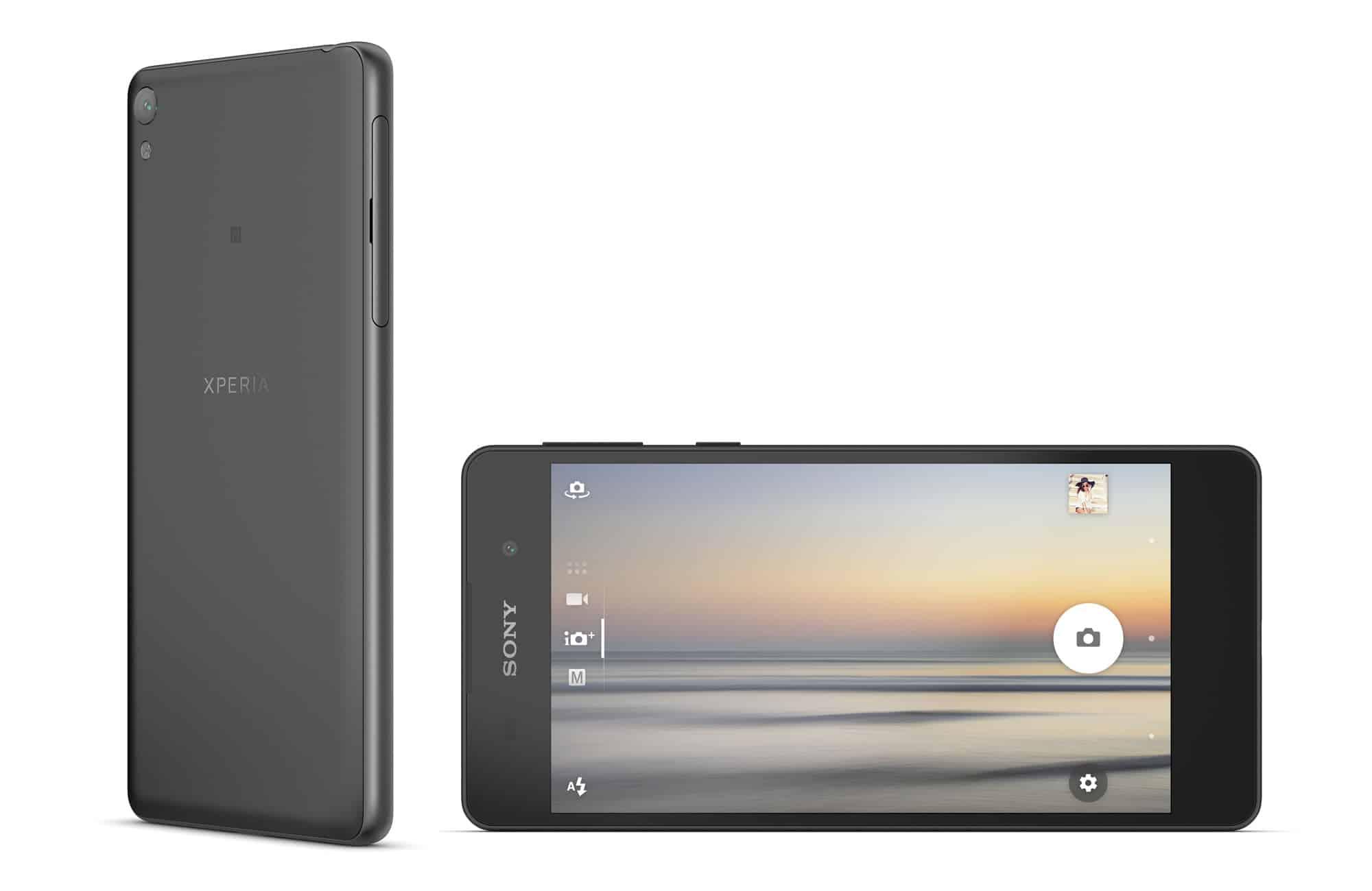 Xperia E5 de Sony.