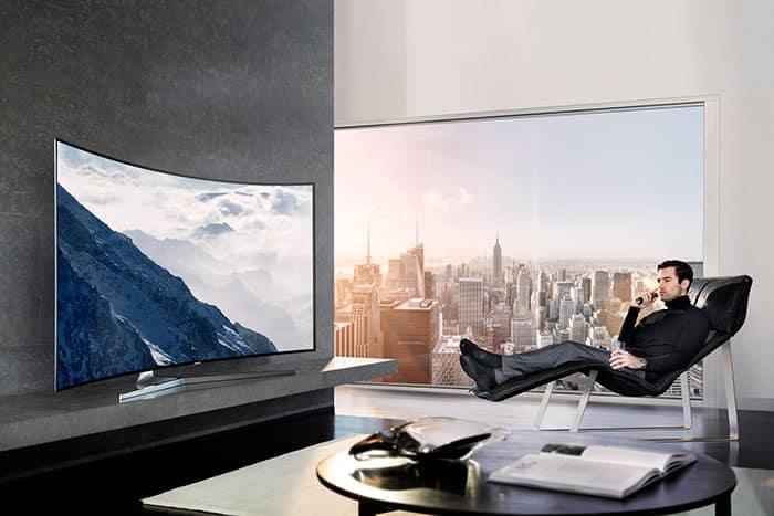 TV Quantum Dot Display KS9000_A