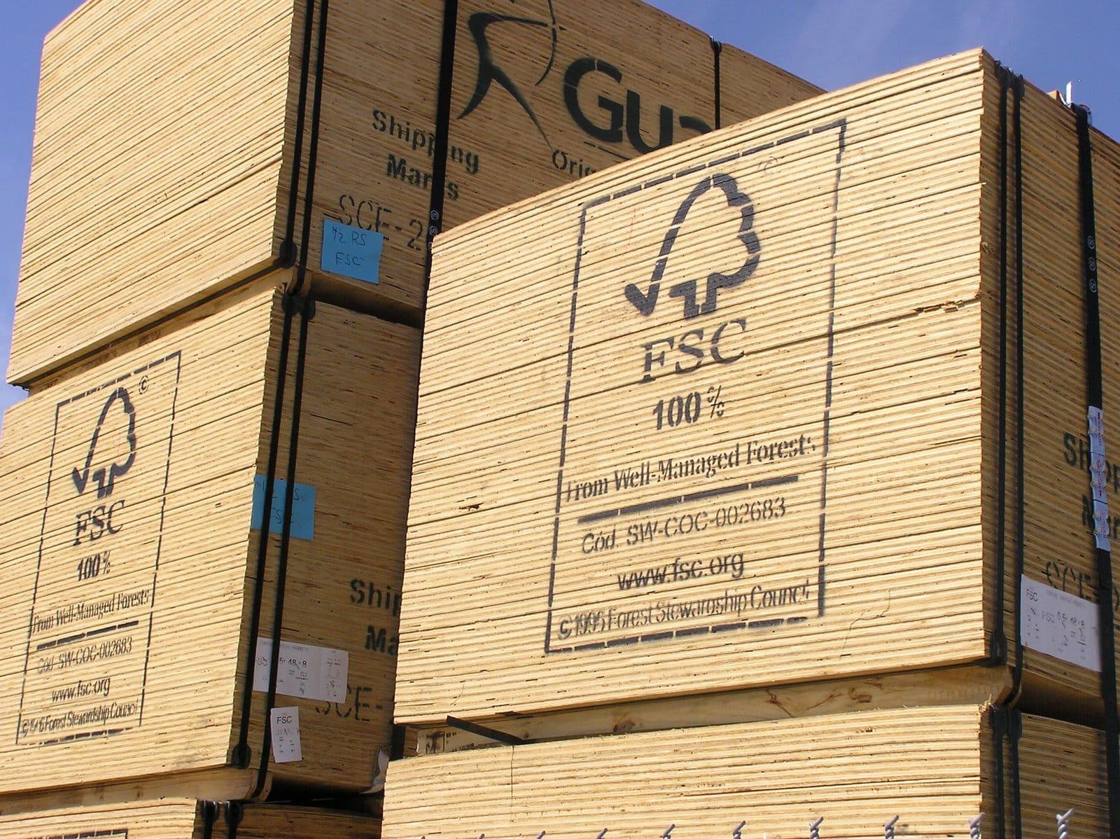 La Forest Stewardship Council certificará la deforestación prometida por HP.
