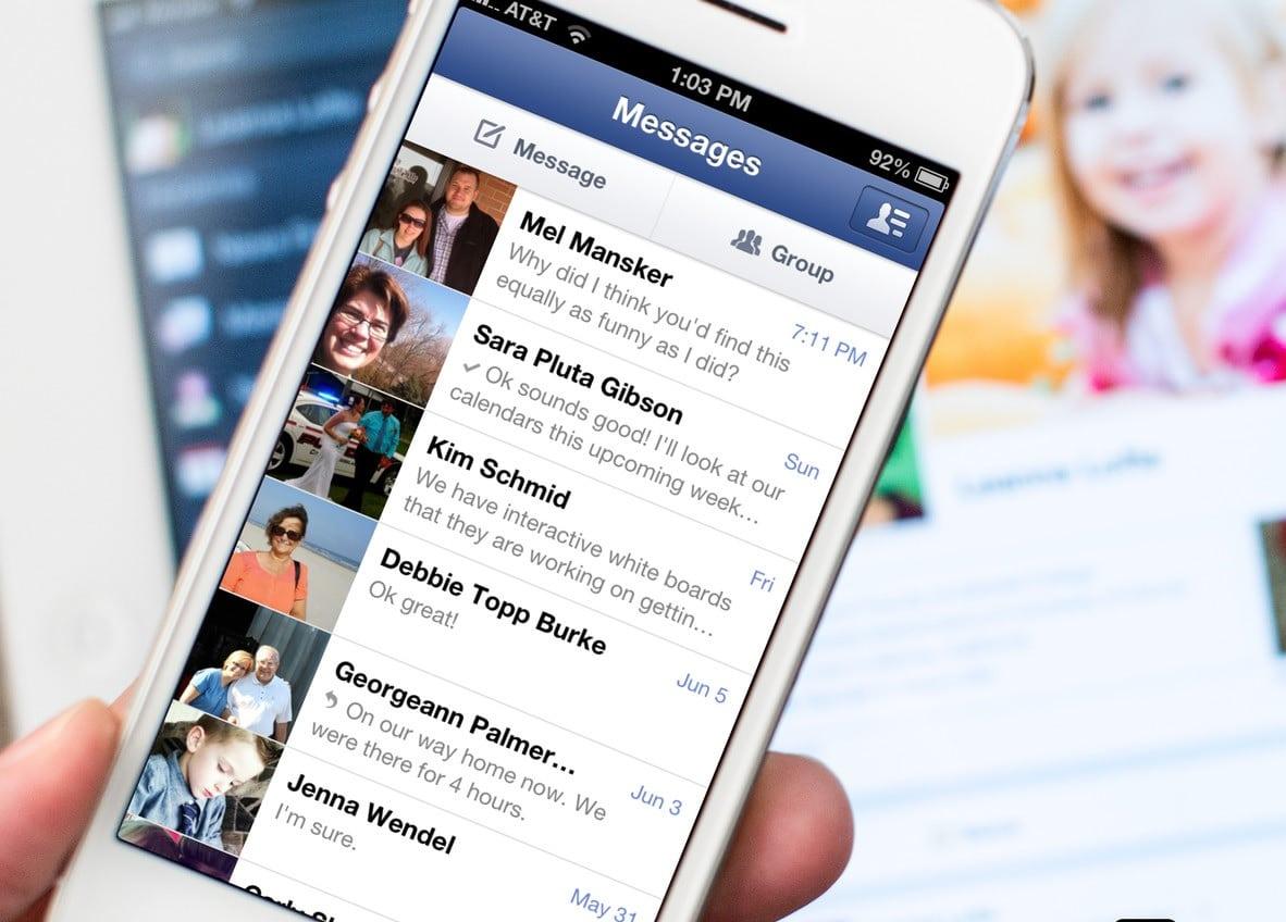 Malware de todo tipo también pudo ser transmitido por Facebook Messenger.