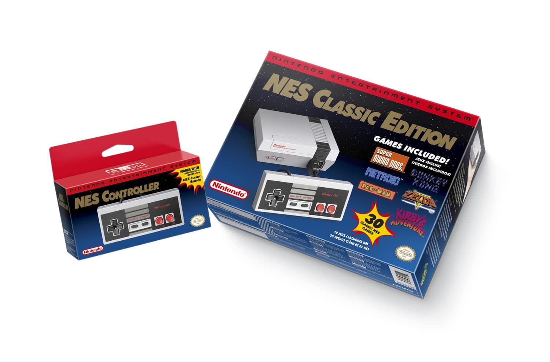 NES Classic Edition.