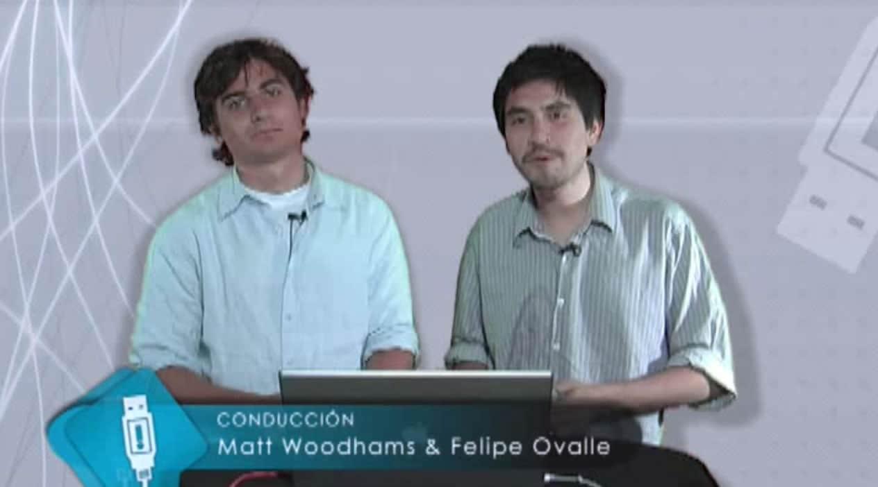 Así lucía OhMyGeek! TV en el año 2009.