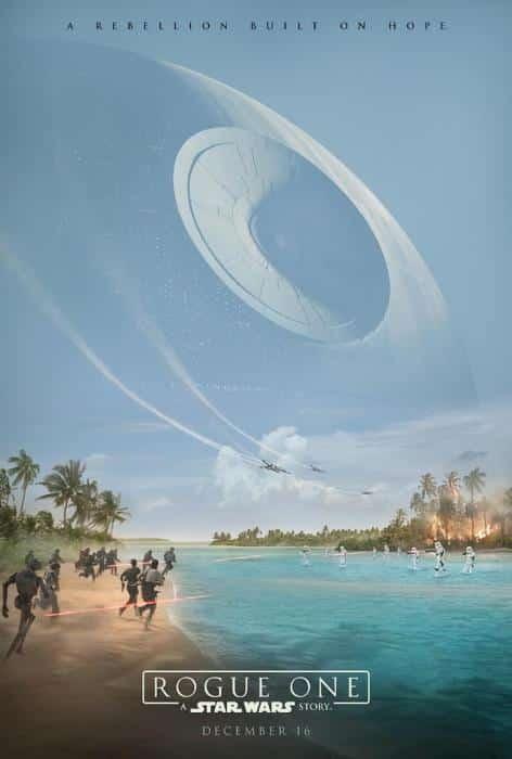 Nuevo póster de Rogue One.