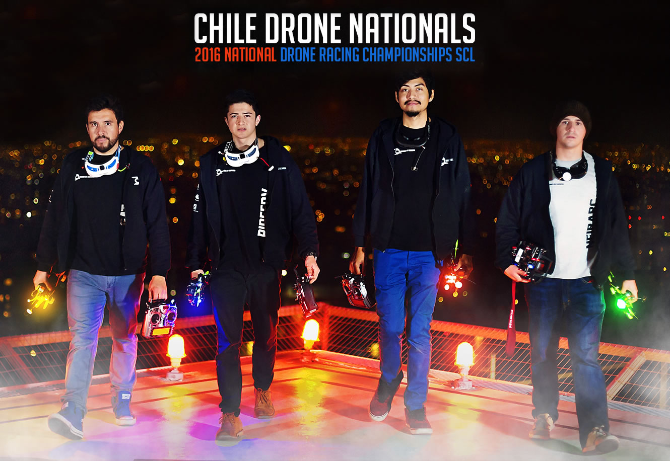 Chile Drone Nationals 2016