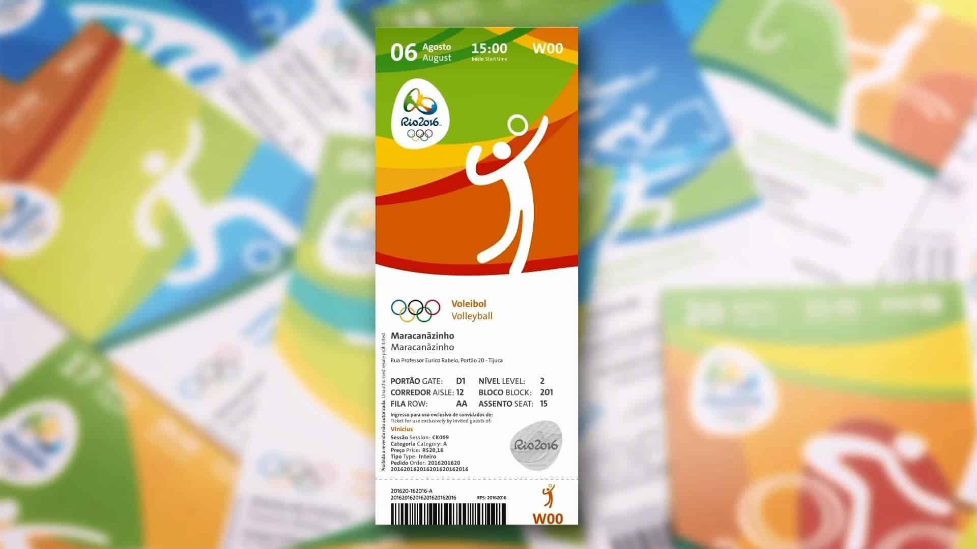 Juegos Olímpicos Río 2016: Las Webs con falsas ventas de boletos son una de las estafas .