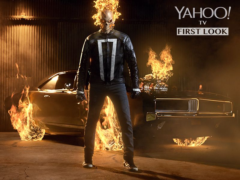 Ghost Rider de Robbie Reyes
