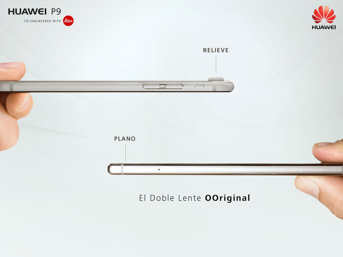 Huawei contra la cámara de Apple.