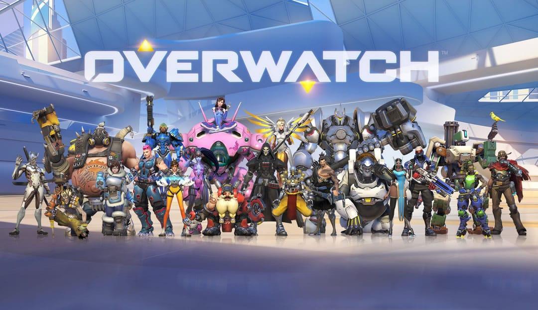 Hasbro creará todos los juguetes oficiales de Overwatch