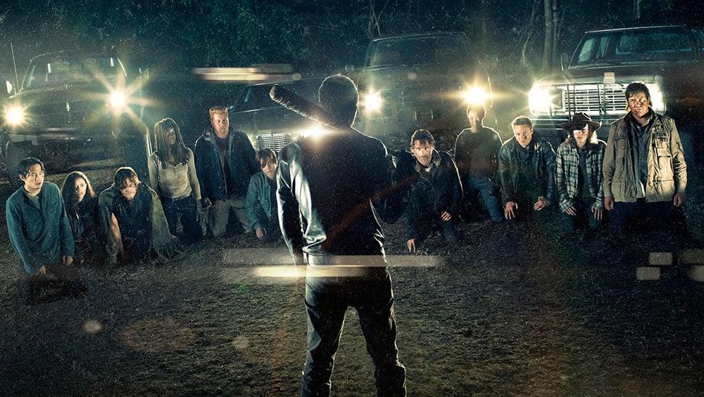 """""""The Walking Dead"""" estrenará su séptima temporada este domingo por FOX."""