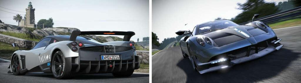 Project Cars – Pagani Edition.