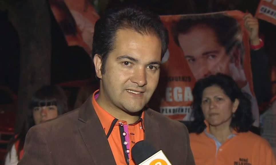 René de la Vega fue una de las sorpresas en estas Municipales 2016.