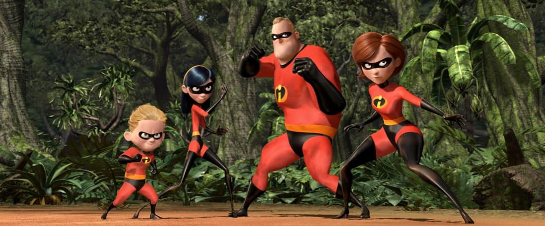 Los Increíbles 2 tendrá su estreno casi 14 años después de la primera parte.
