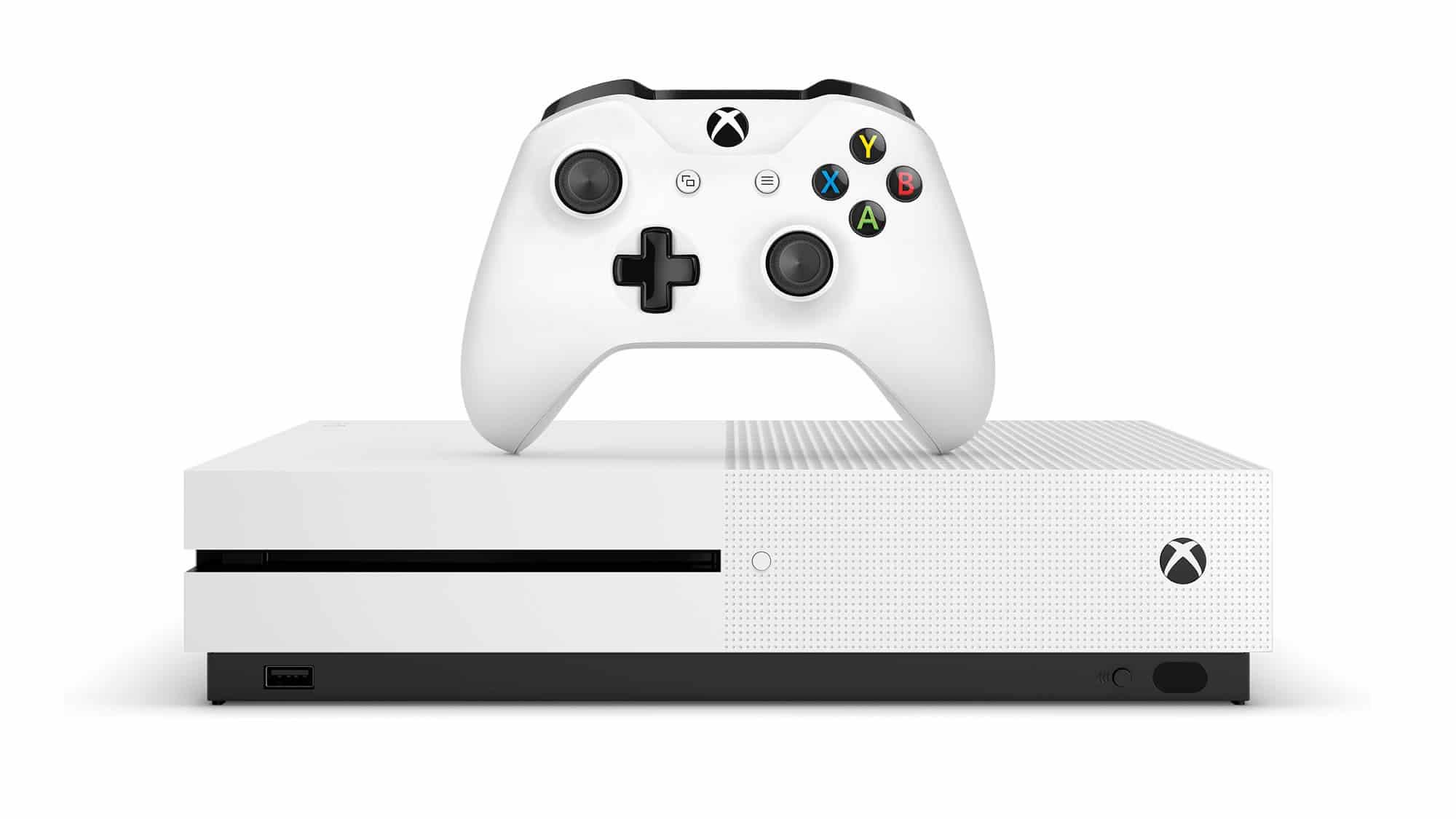 Xbox One S.