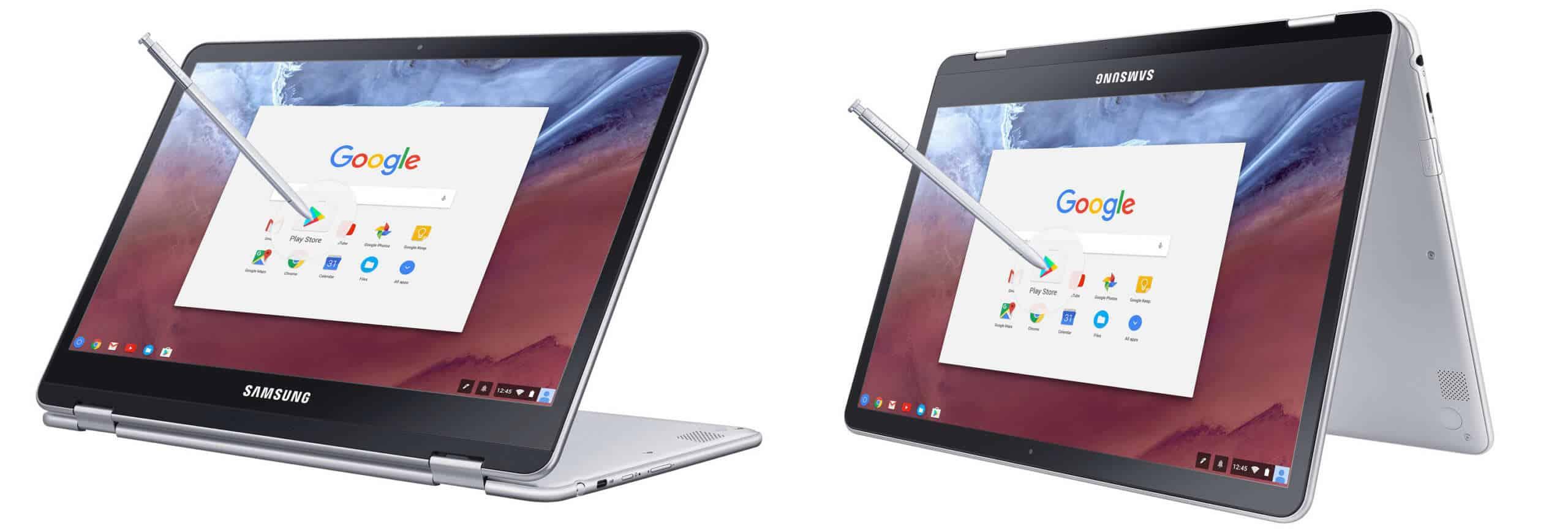 Samsung Chromebook Pro.