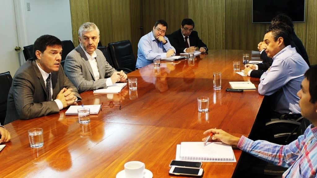 Roaming Interempresas: Reunión SUBTEL con representantes de operadoras móviles.