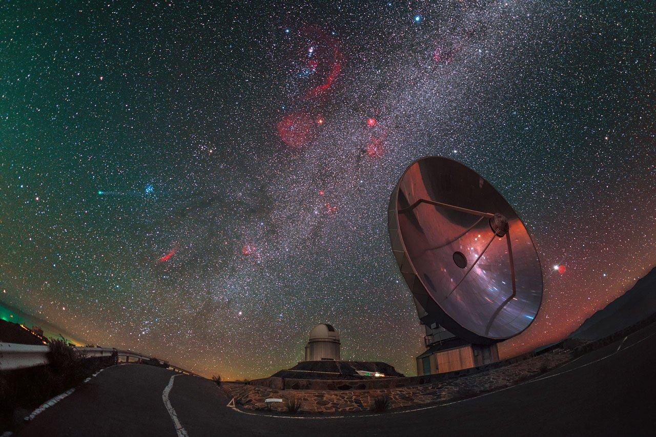 Día de la Astronomía 2017.