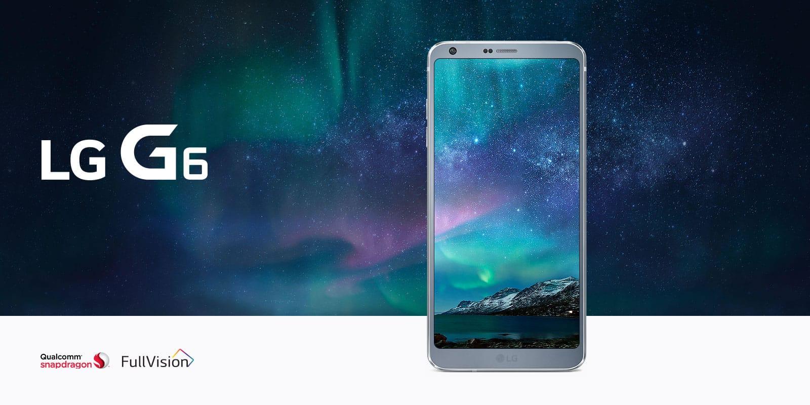 LG G6 es uno de los destacados en este Express de #MWC17.