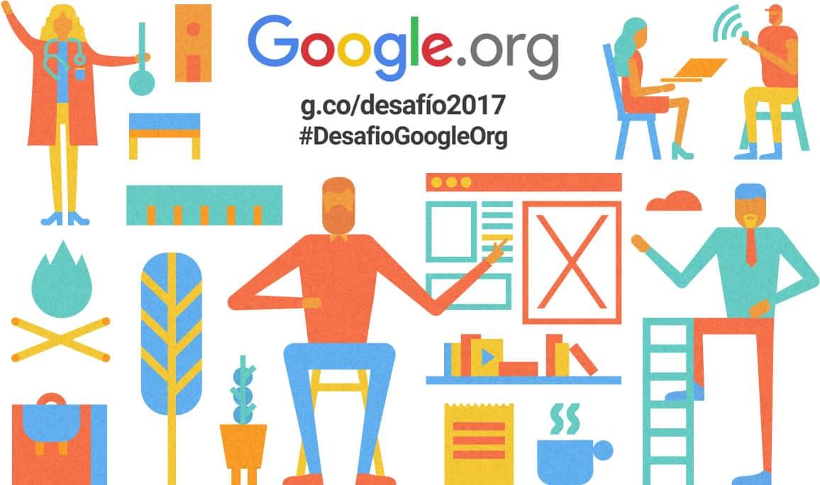 Google.org Desafio 2017.