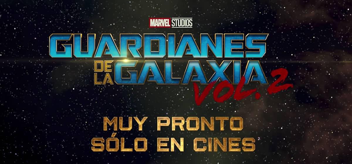 Star-Lord y los Guardianes de la Galaxia.