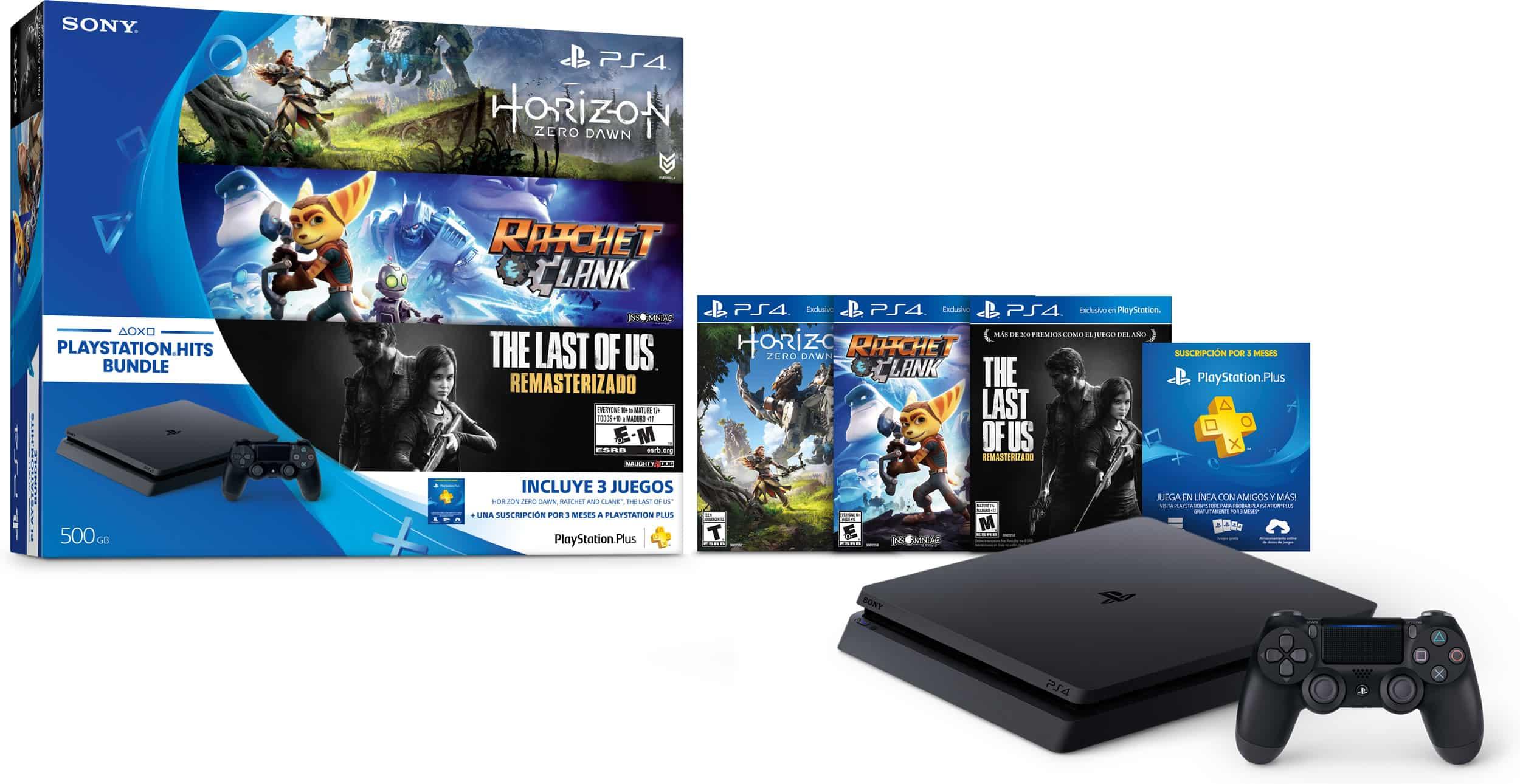 PlayStation Hits Bundle.