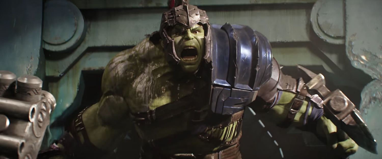 Thor deberá enfrentarse a Hulk en Ragnarok.