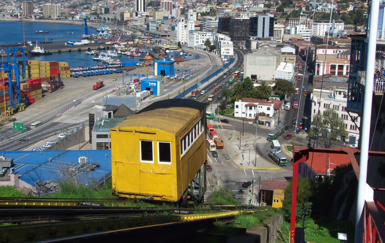 Memes que colapsan: Valparaíso fue epicentro del sismo del lunes pasado.