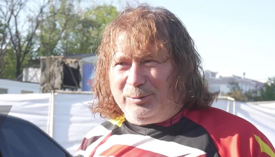 Guennádi Kocherga, creador del LADA Transformers.