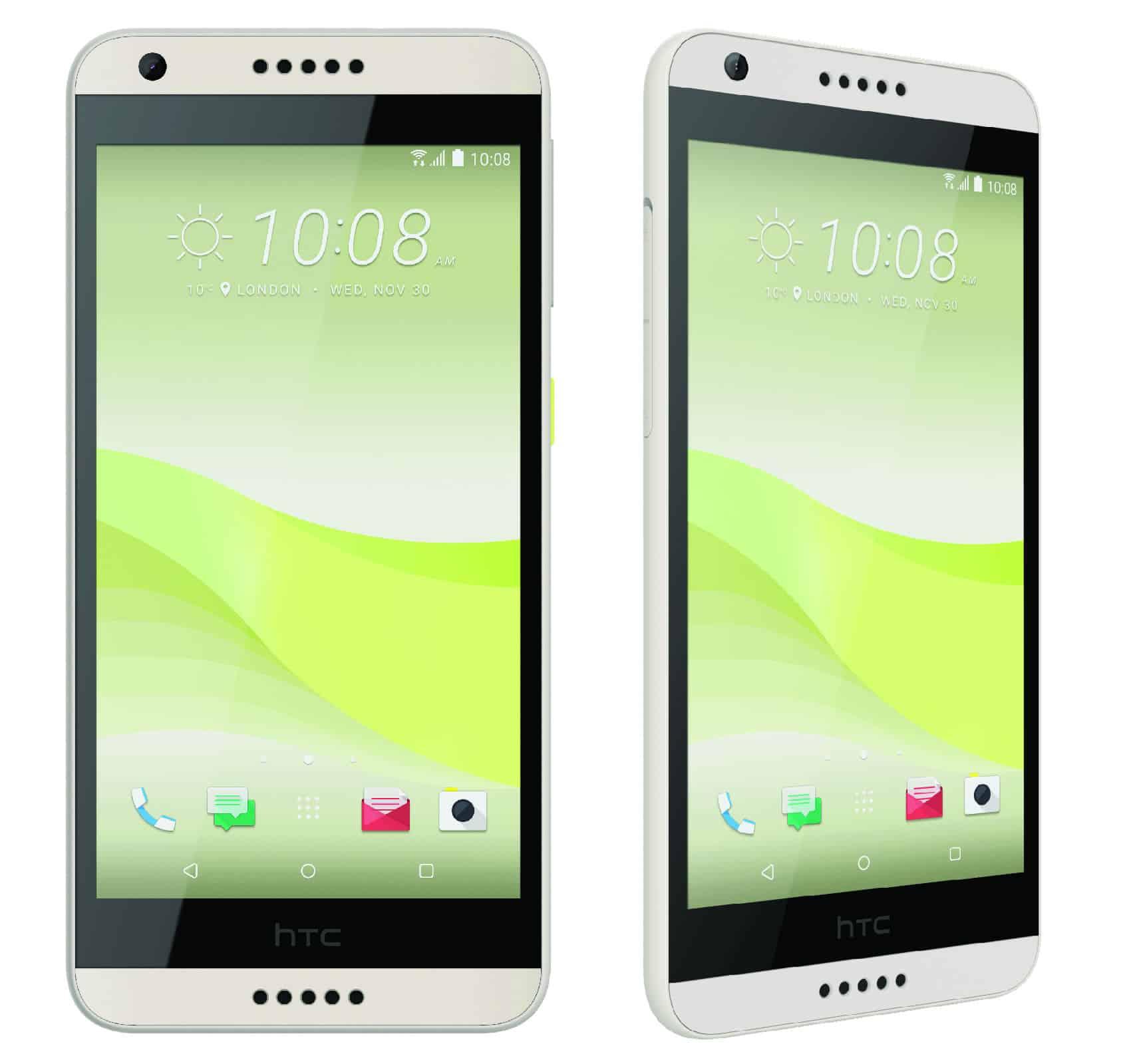 HTC Desire 650.
