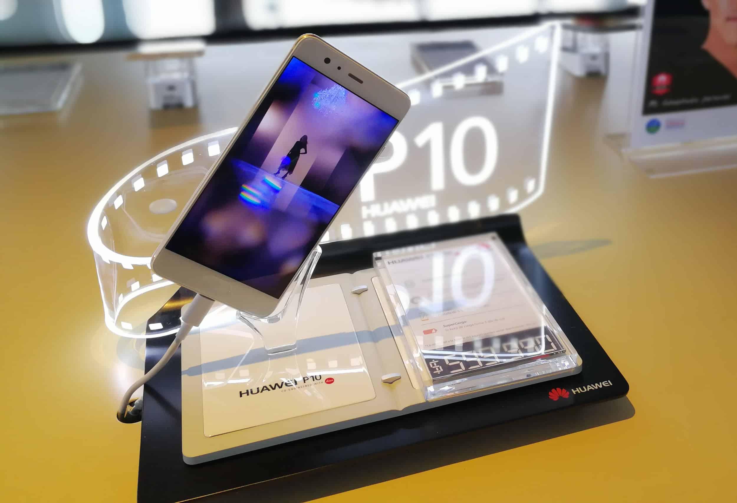 Huawei P10 Plus en Chile.