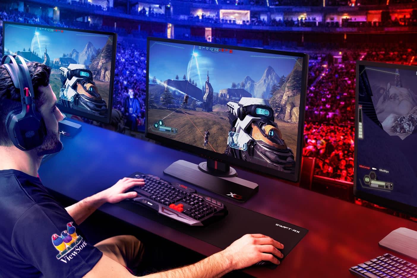 Monitor ViewSonic XG2530.