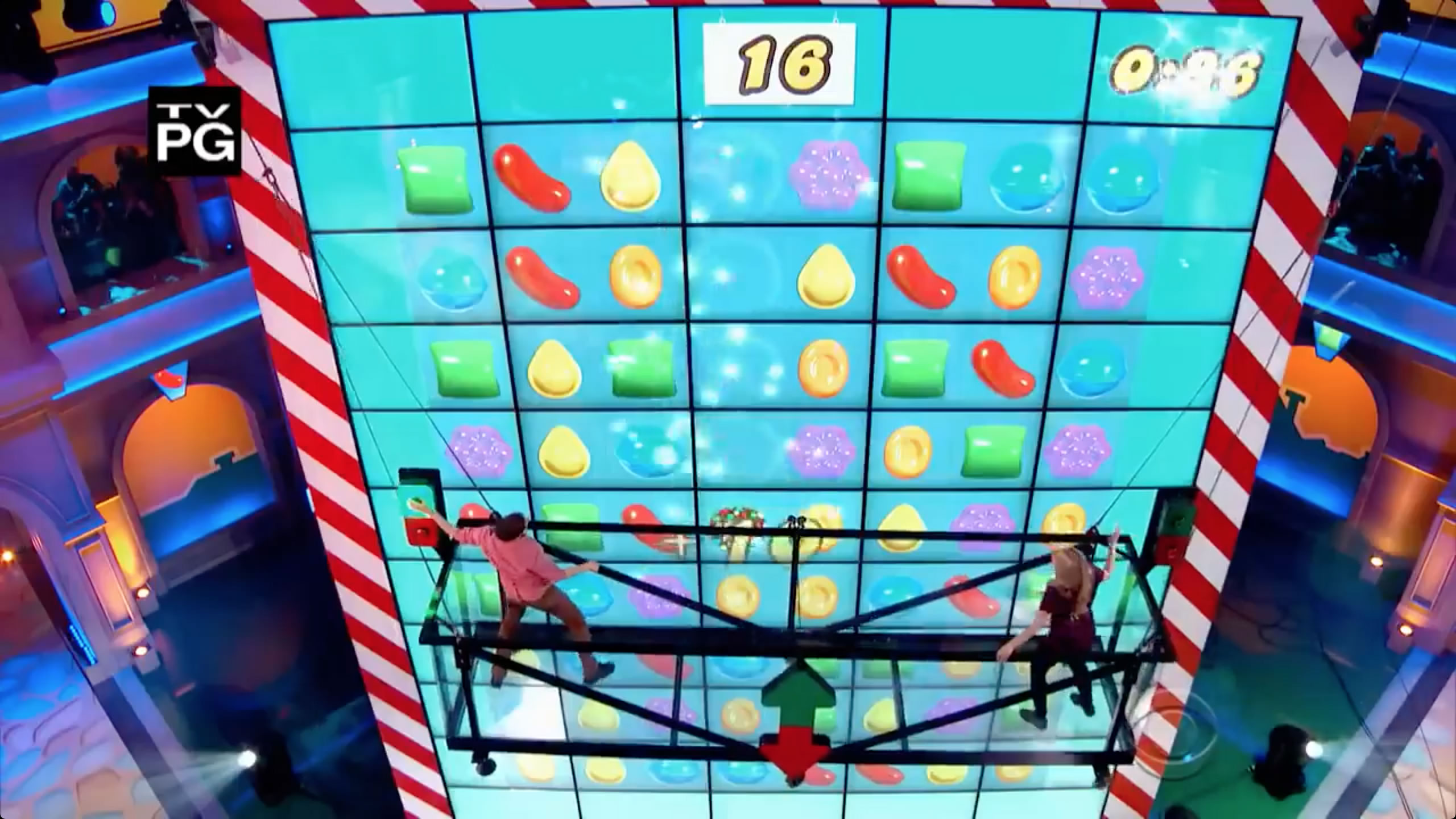 Candy Crush TV Show.