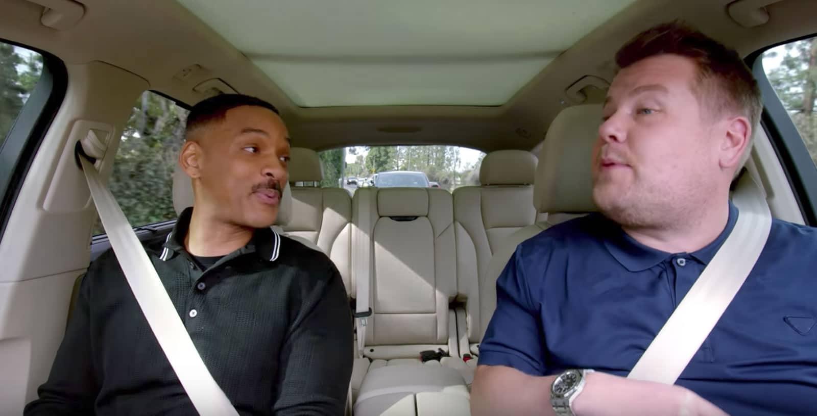 Will Smith será uno de los invitados a Carpool Karaoke: The Series.