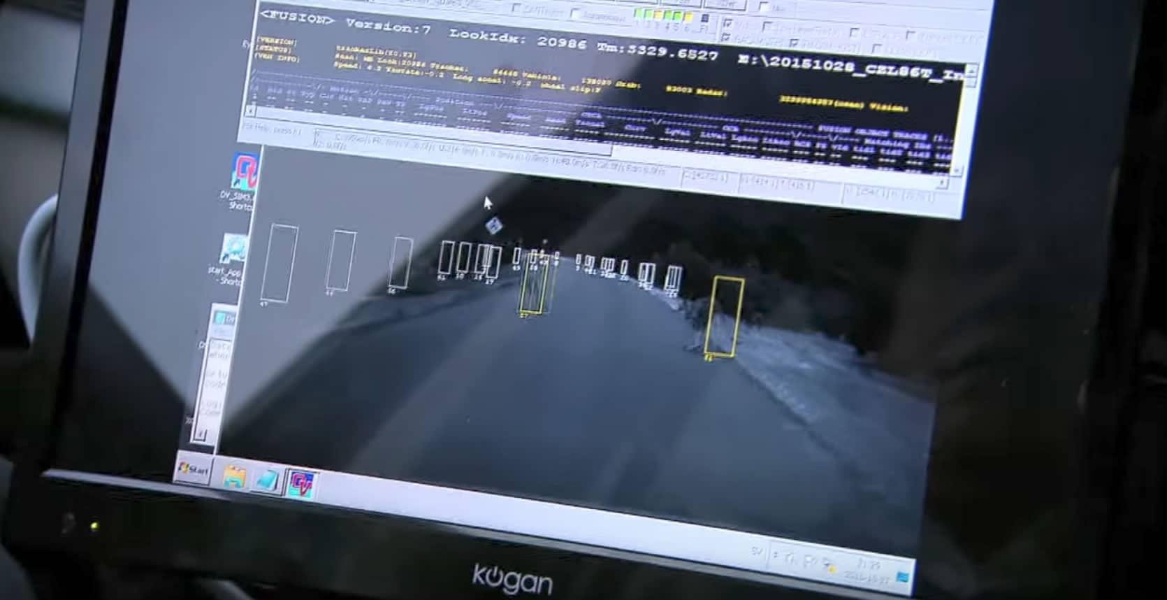 El desafío es modificar el software para identificar a los Canguros.
