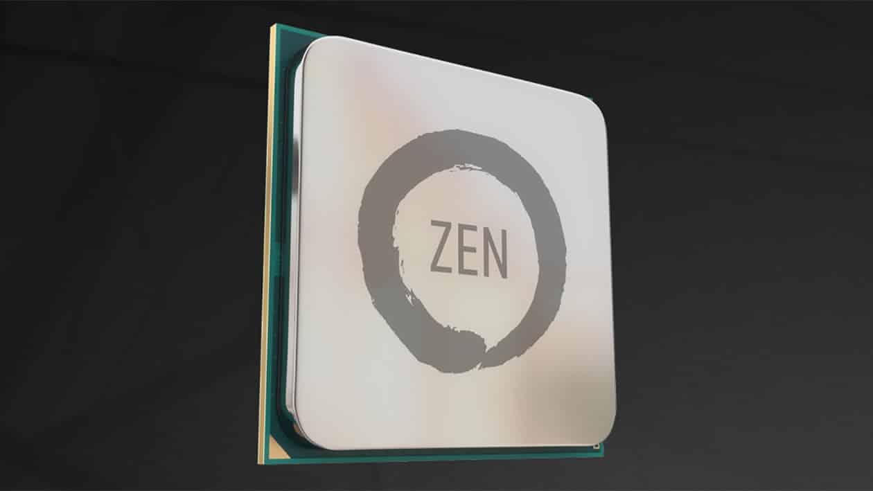 """Todos los procesadores AMD Ryzen Threadripper cuentan con el núcleo """"Zen""""."""