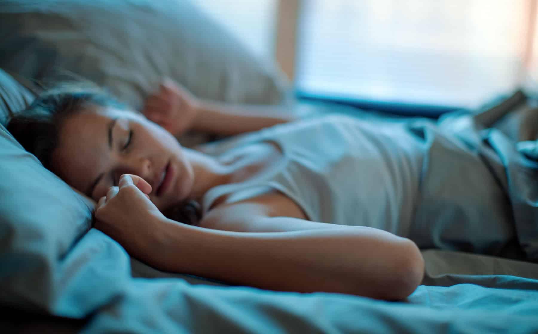Sueño placentero.