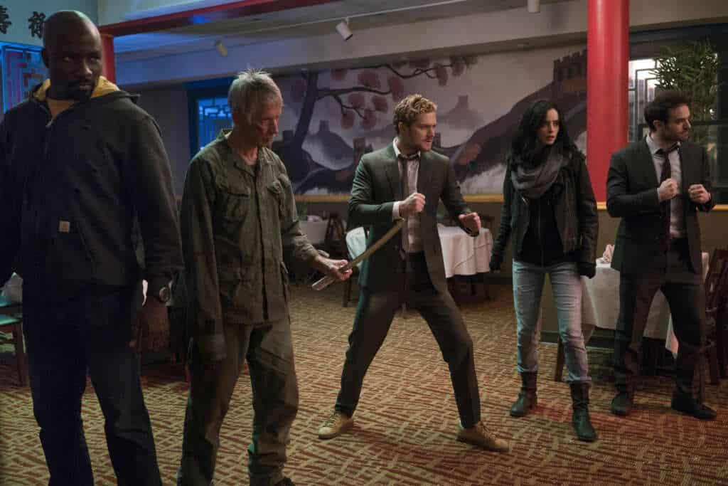 Se acabó el romance: Netflix terminó por cancelar todas las series de Marvel.
