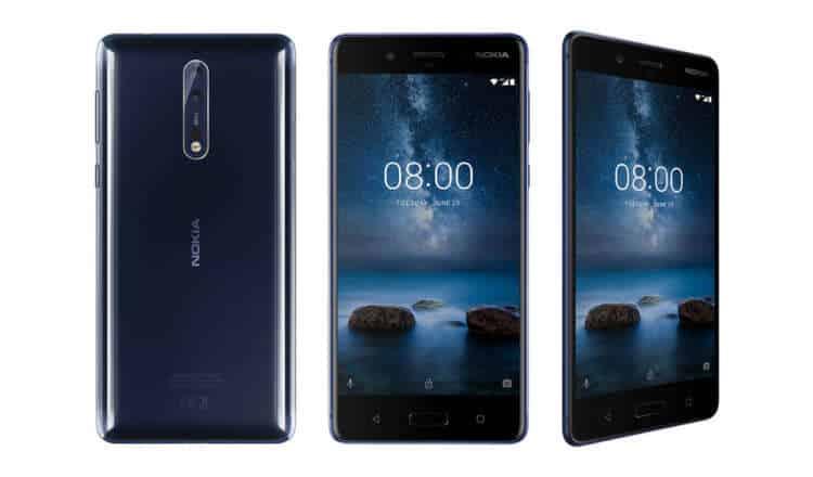 Nokia 8.