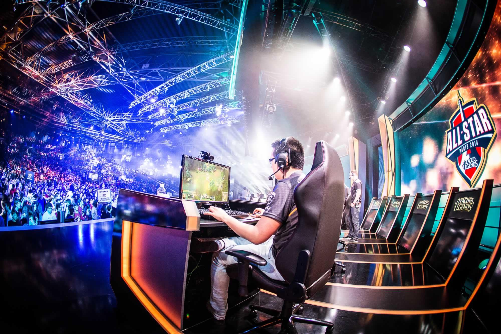 Torneo de eSports (videojuegos).