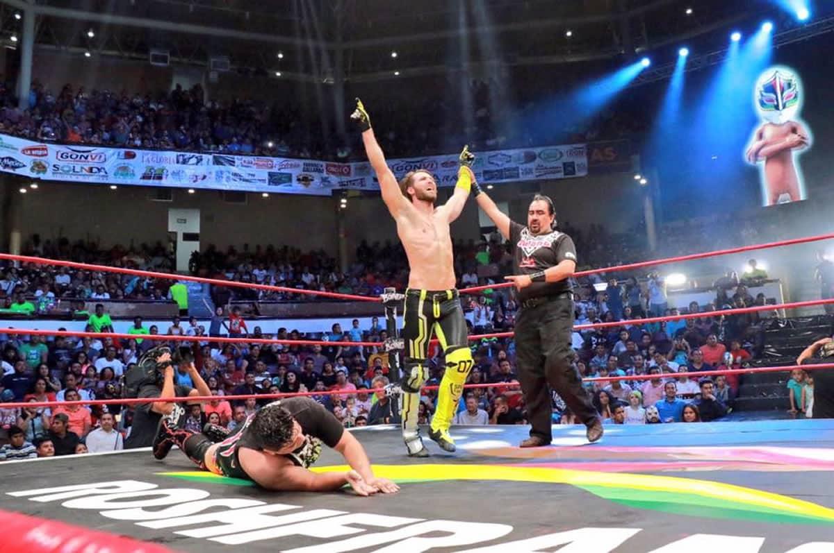Lucha Libre AAA (Triple A)