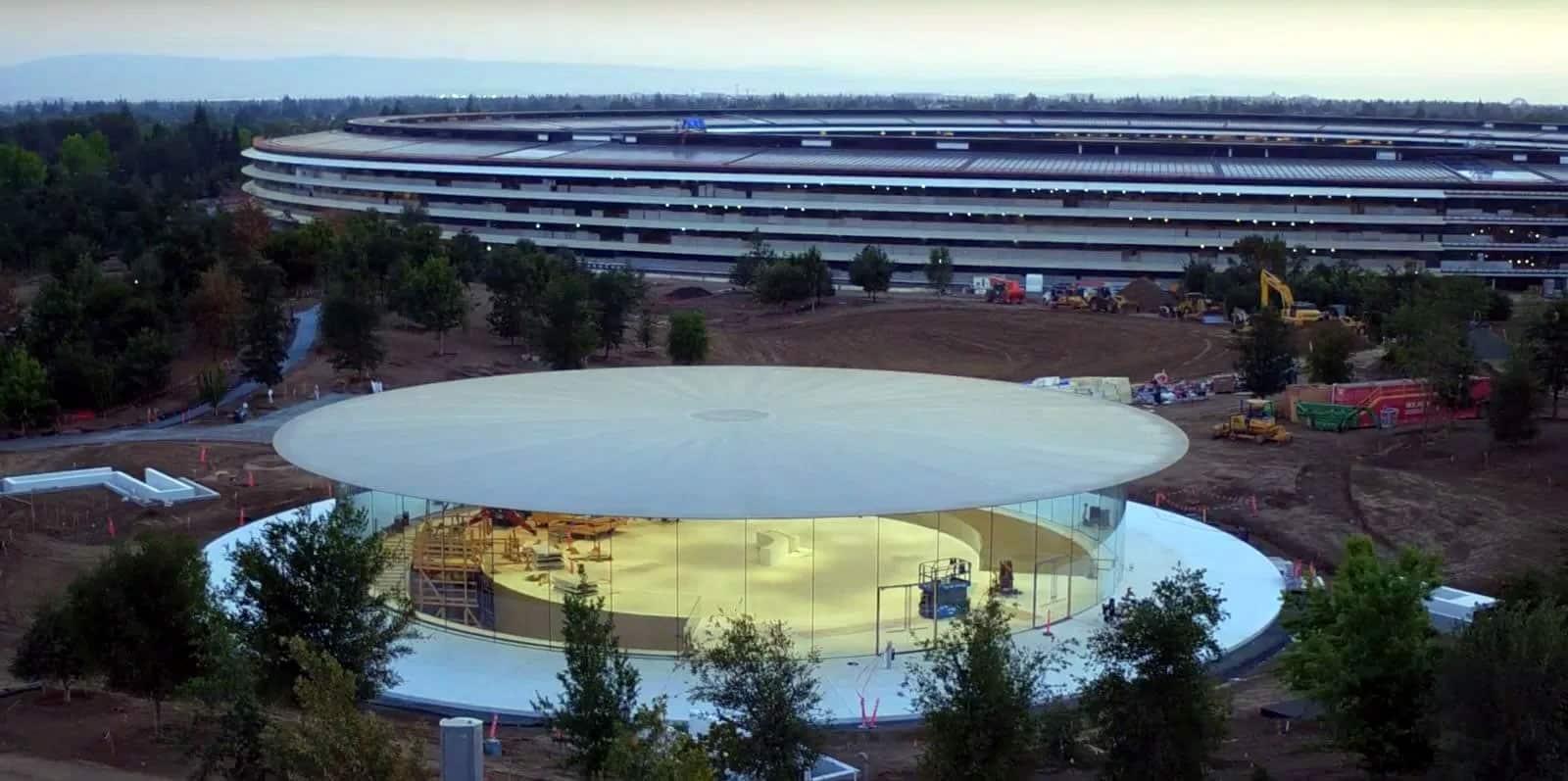 iPhone X será lanzado en el Steve Jobs Theater.