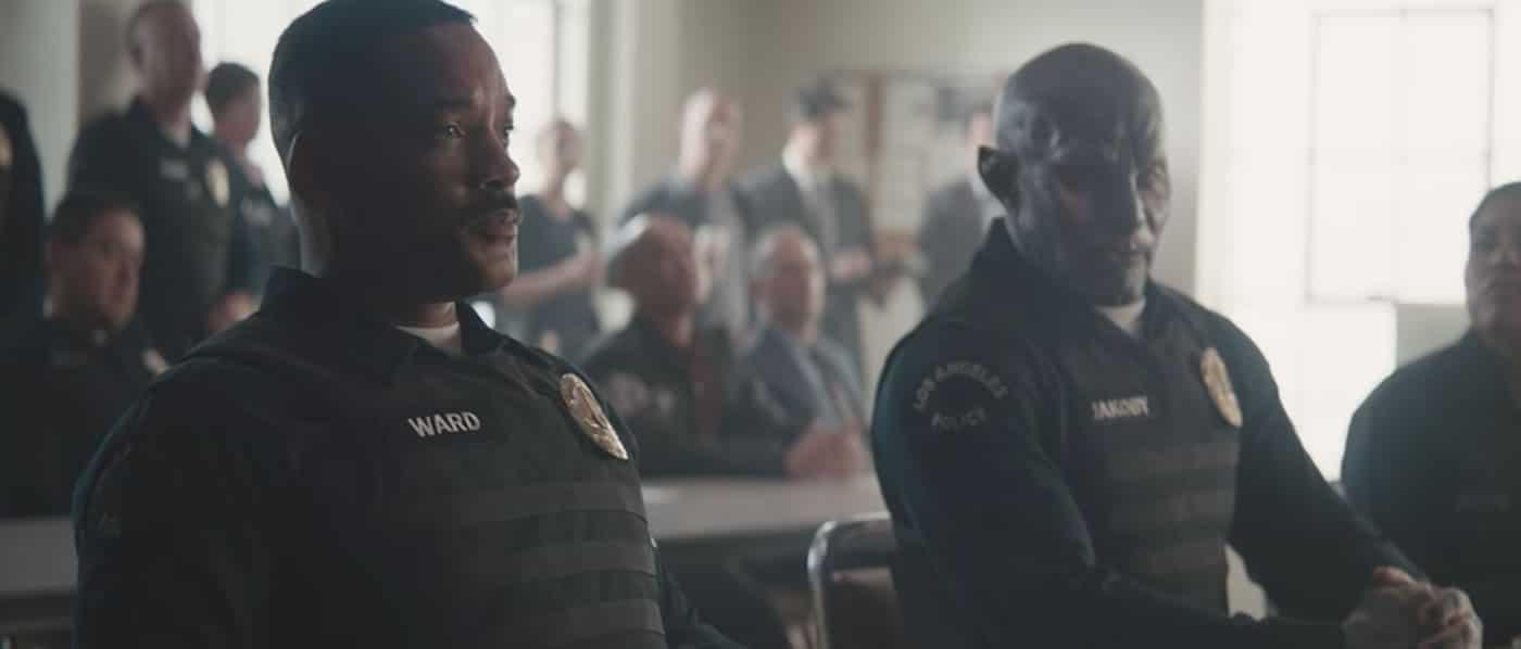 Presentan nuevo adelanto de Bright, la película de Will Smith con Orcos y Elfos