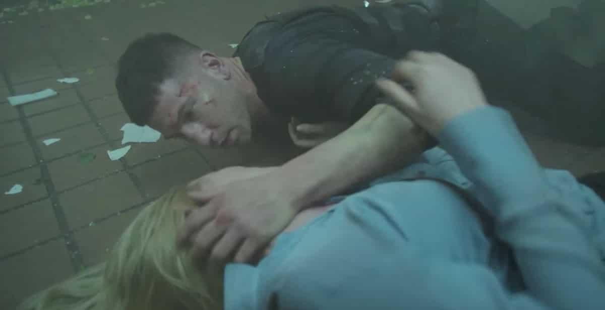The Punisher aprovechará de robarle el amor a Daredevil.