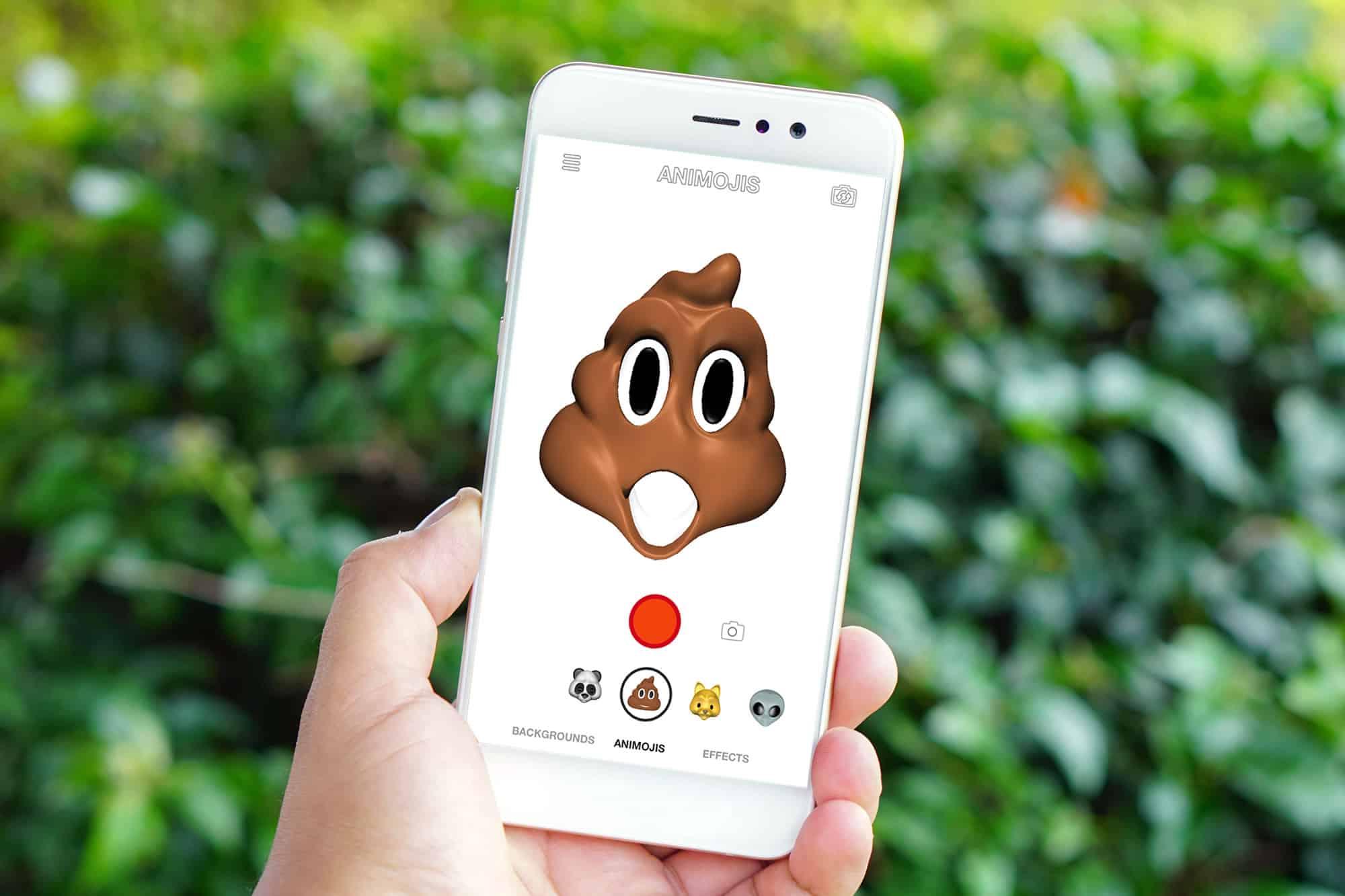 Esta es la App para Android que copia los 'Animoji' del iPhone X
