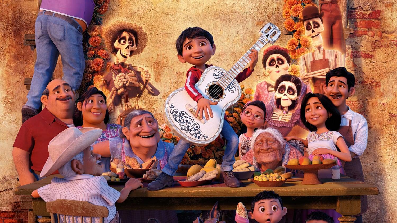 Coco es la cuarta película con mayor éxito un fin de semana de Acción de Gracias.