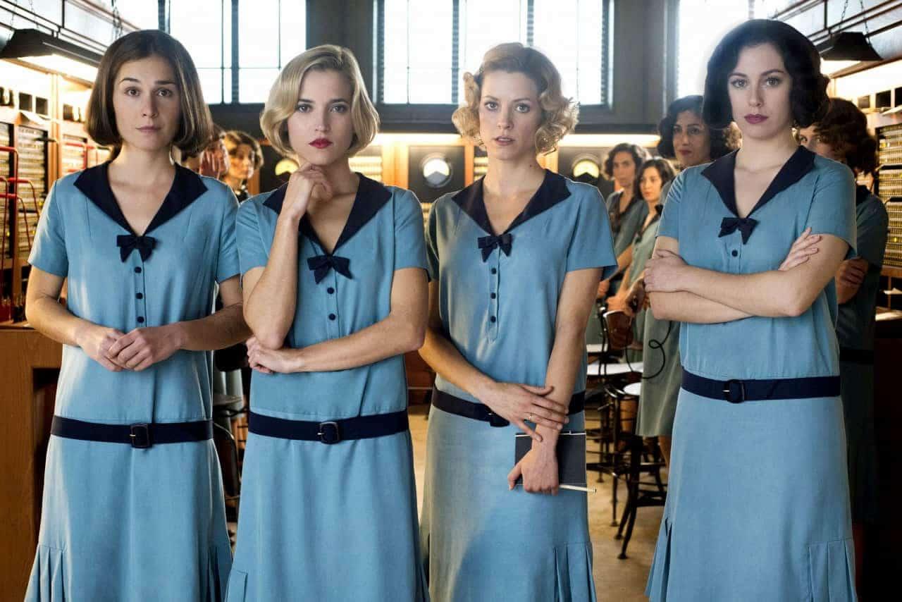 Segunda temporada de Las chicas del cable se estrenará en Navidad